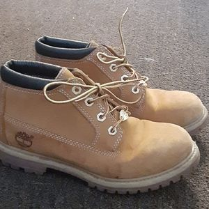 Ankle timberlands